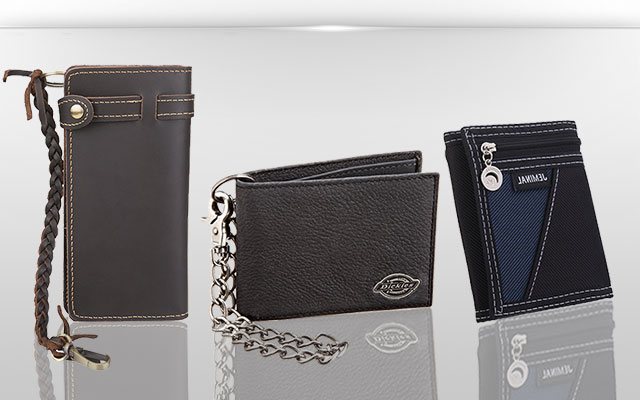 Best chain wallets for men wallet review