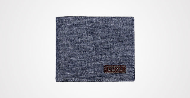 56ed90a6bde Best Canvas Wallets 2018 Wallet Review. Alpinestars Friction Mens Trifold  ...