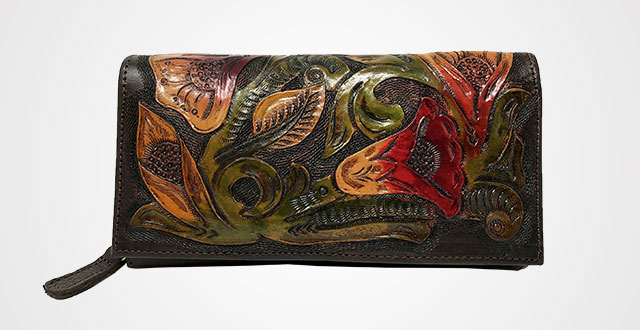 handmade leather wallets usa best handmade leather wallets for and 2018 3245
