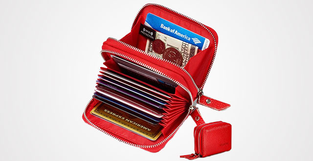 34bb111f0762 Best Red Wallets 2018 - Best Wallet Review