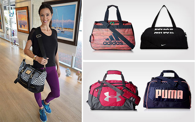 5b5d92c1b2 Best Gym Bags for Women 2018 - Best Wallet Review