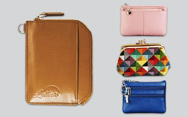 Best Coin Purses for Women in 2019 - Best Wallet Review
